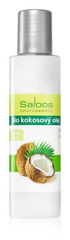 Saloos Bio Coconut Oil body
