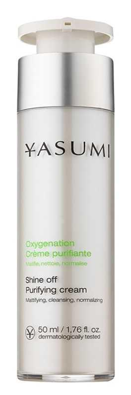 Yasumi Acne-Prone