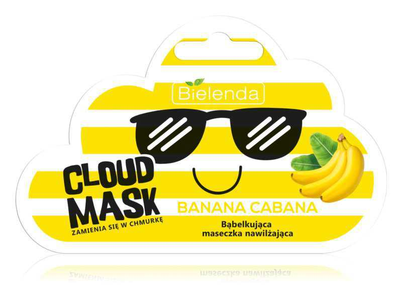 Bielenda Cloud Mask Banana Cabana