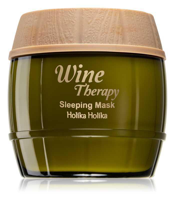 Holika Holika Wine Therapy