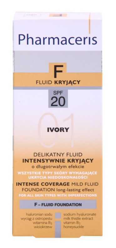 Pharmaceris F-Fluid Foundation foundation