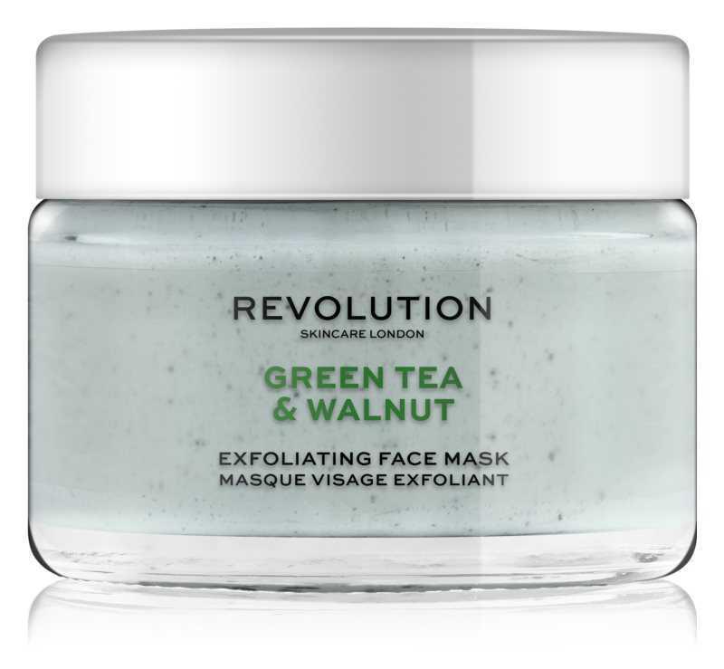 Revolution Skincare Green Tea & Walnut