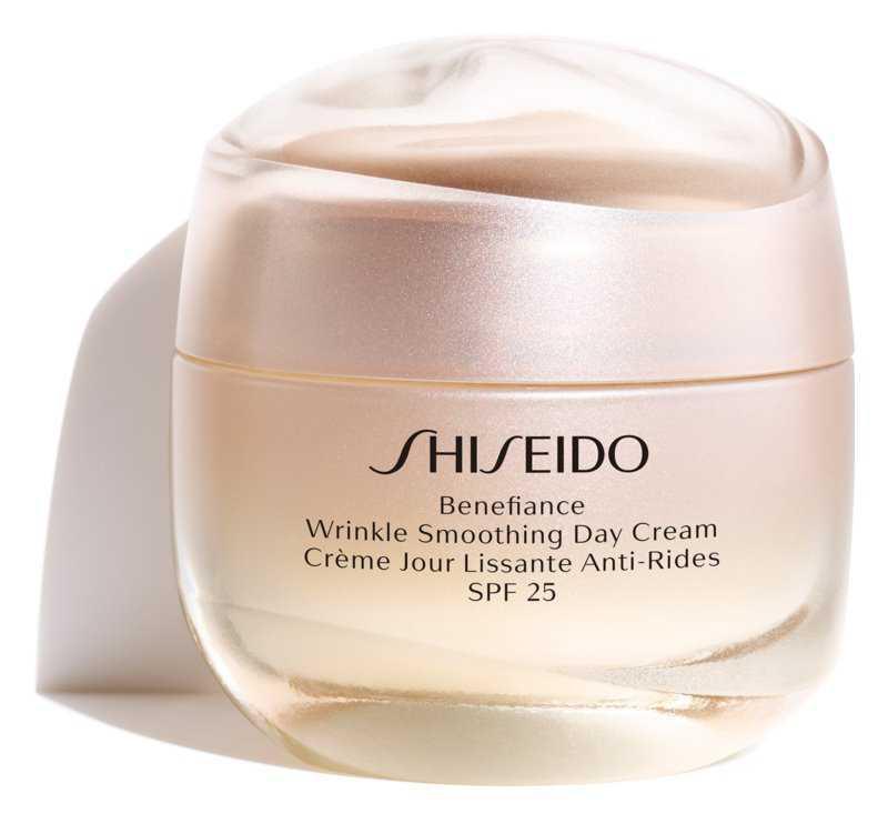 Shiseido Benefiance Wrinkle Smoothing Day Cream
