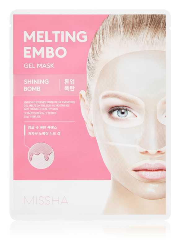 Missha Melting Embo Shining Bomb